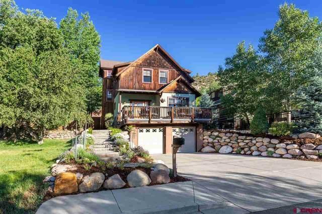 2865 W 3rd Avenue, Durango, CO 81301 (MLS #772365) :: Durango Mountain Realty