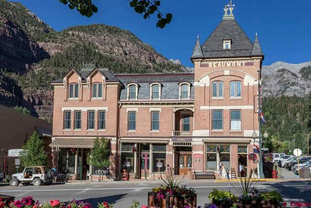 505 Main Street, Ouray, CO 81427 (MLS #772385) :: The Howe Group | Keller Williams Colorado West Realty