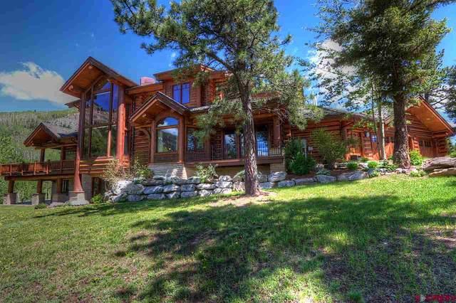 246 Pinnacle View Drive, Durango, CO 81301 (MLS #772404) :: Durango Mountain Realty
