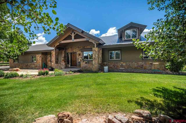 788 Lakeside Drive, Pagosa Springs, CO 81147 (MLS #772443) :: The Dawn Howe Group   Keller Williams Colorado West Realty