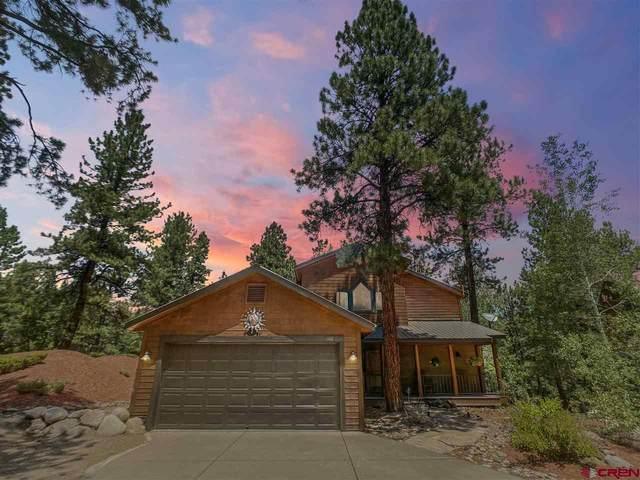 102 Hidden Treasure, Durango, CO 81301 (MLS #772447) :: The Dawn Howe Group | Keller Williams Colorado West Realty
