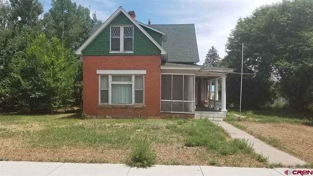 8 Dennis Street, Monte Vista, CO 81144 (MLS #772486) :: The Dawn Howe Group | Keller Williams Colorado West Realty