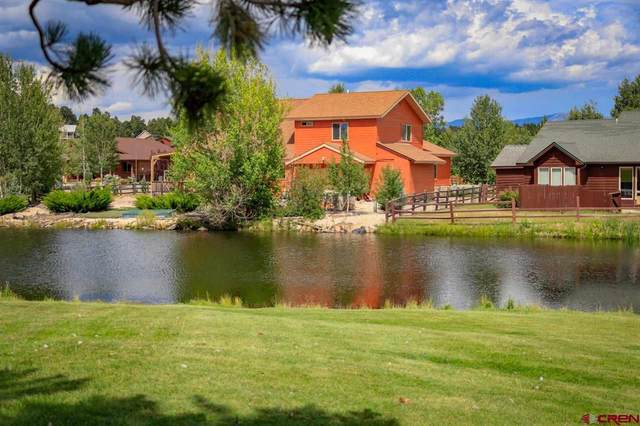 389 Blue Heron Circle, Pagosa Springs, CO 81147 (MLS #772519) :: The Dawn Howe Group | Keller Williams Colorado West Realty