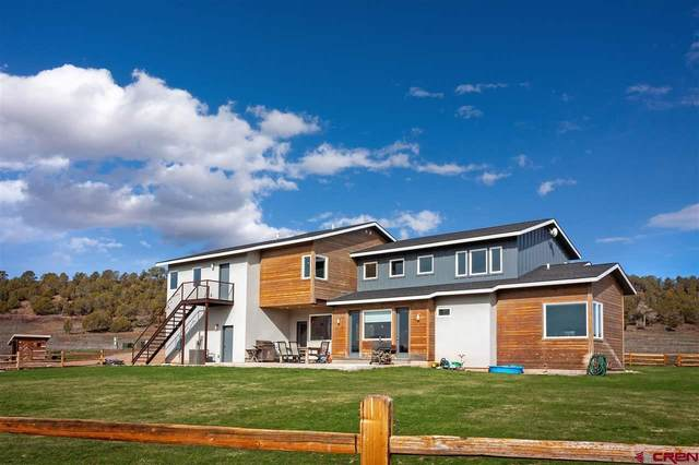 307 Cowboy Trail, Durango, CO 81303 (MLS #772534) :: Durango Mountain Realty