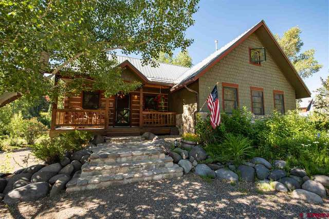 11 Harebell, Pagosa Springs, CO 81147 (MLS #772553) :: The Dawn Howe Group | Keller Williams Colorado West Realty