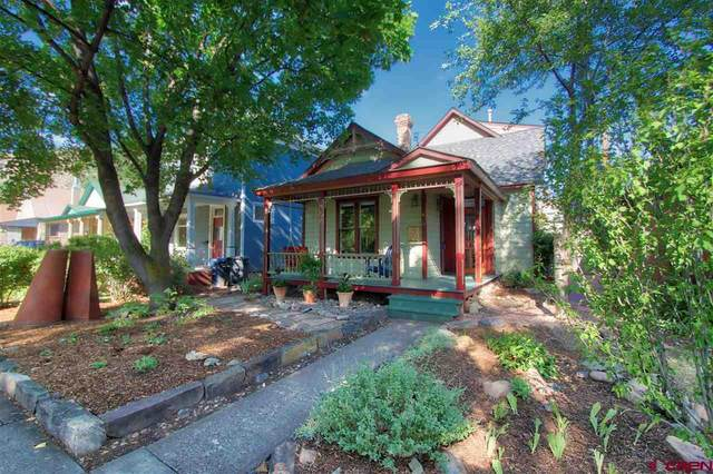 469 E 3rd Avenue, Durango, CO 81301 (MLS #772554) :: The Dawn Howe Group | Keller Williams Colorado West Realty