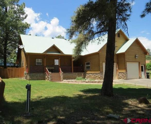 114 Dayspring Pl, Pagosa Springs, CO 81147 (MLS #772580) :: The Dawn Howe Group   Keller Williams Colorado West Realty