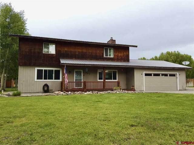 459 Fairway Lane, Gunnison, CO 81230 (MLS #772598) :: The Dawn Howe Group | Keller Williams Colorado West Realty