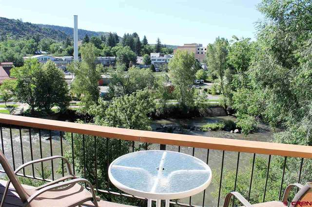 399 W Park Avenue C5, Durango, CO 81301 (MLS #772683) :: Durango Mountain Realty