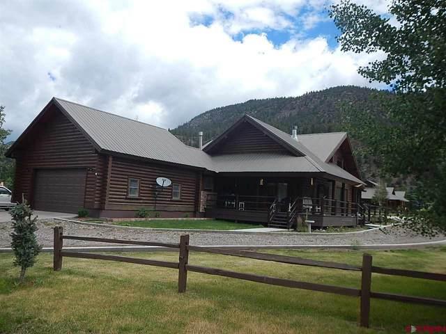 181 Doe Circle, South Fork, CO 81154 (MLS #772697) :: The Dawn Howe Group | Keller Williams Colorado West Realty