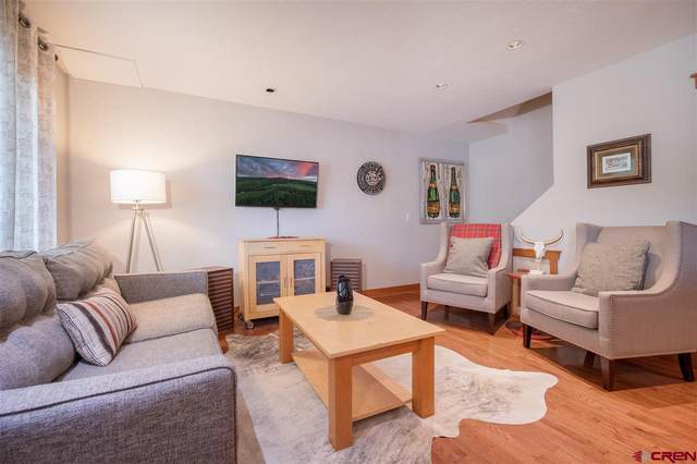3 Elcho Avenue #1, Crested Butte, CO 81224 (MLS #772703) :: The Dawn Howe Group | Keller Williams Colorado West Realty