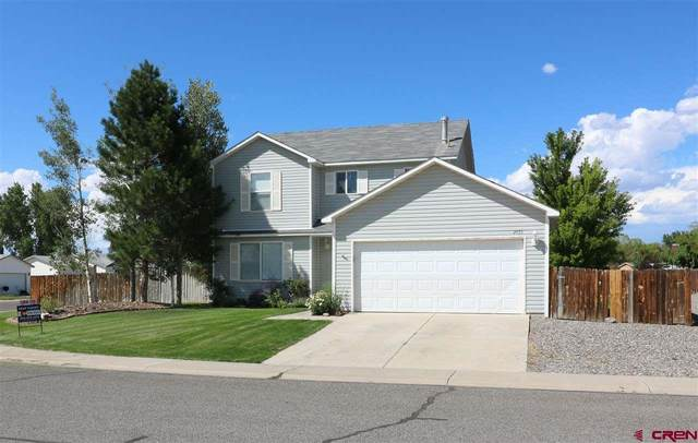 2035 Biron Street, Montrose, CO 81401 (MLS #772745) :: The Dawn Howe Group | Keller Williams Colorado West Realty