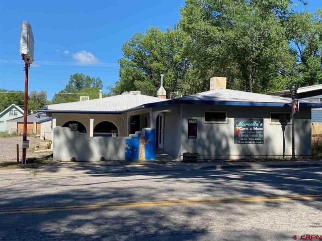 355 Goddard Avenue, Ignacio, CO 81137 (MLS #772765) :: The Dawn Howe Group | Keller Williams Colorado West Realty