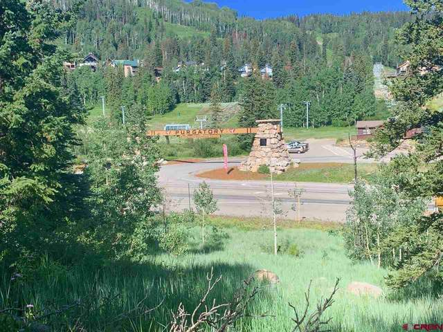 "TBD Tacoma Drive (""General Store Site""), Durango, CO 81301 (MLS #772768) :: Durango Mountain Realty"