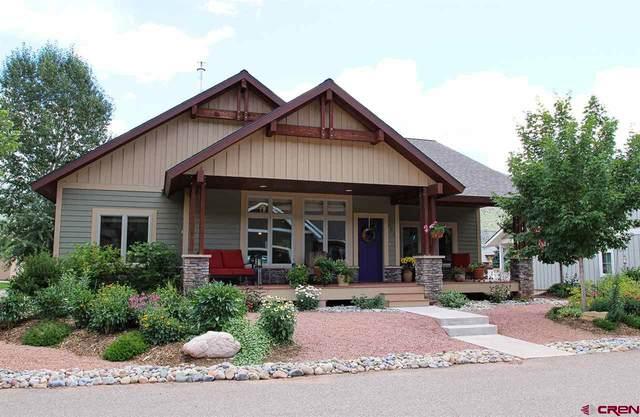 405 Estancia Loop, Durango, CO 81301 (MLS #772771) :: The Dawn Howe Group | Keller Williams Colorado West Realty