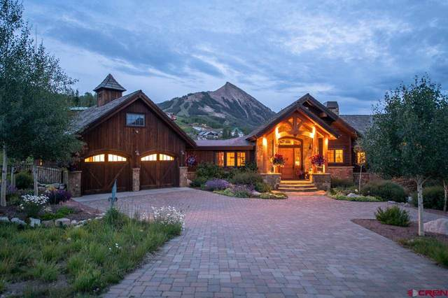 30 Belleview Drive, Mt. Crested Butte, CO 81225 (MLS #772775) :: The Dawn Howe Group | Keller Williams Colorado West Realty