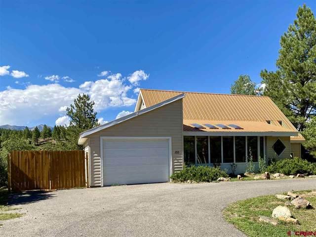 155 Oak Drive, Durango, CO 81301 (MLS #772778) :: Durango Mountain Realty