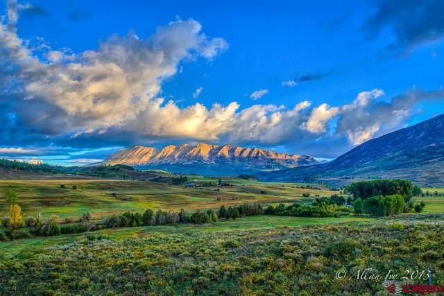 14255 Ohio Creek Road Road, Gunnison, CO 81230 (MLS #772779) :: The Dawn Howe Group | Keller Williams Colorado West Realty