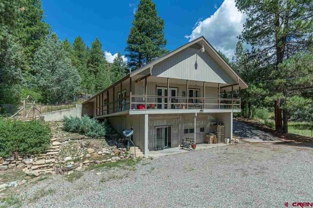 752 Cr 206, Durango, CO 81301 (MLS #772803) :: Durango Mountain Realty