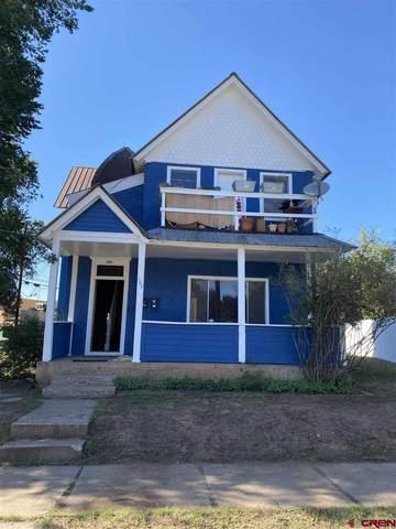185 E Park Avenue, Durango, CO 81301 (MLS #772826) :: The Dawn Howe Group | Keller Williams Colorado West Realty