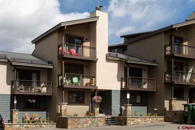 11 Crested Mountain Lane J3, Mt. Crested Butte, CO 81225 (MLS #772838) :: The Dawn Howe Group | Keller Williams Colorado West Realty