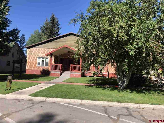 219 N Iowa Street,, Gunnison, CO 81230 (MLS #772843) :: The Dawn Howe Group | Keller Williams Colorado West Realty