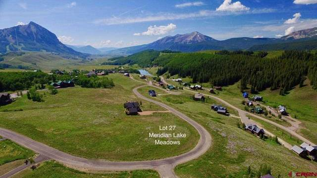 378 Meadow Drive, Crested Butte, CO 81224 (MLS #772860) :: The Dawn Howe Group | Keller Williams Colorado West Realty
