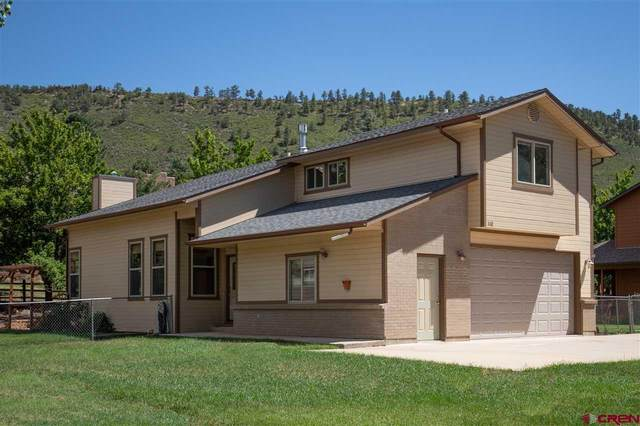 110 Linda Court, Durango, CO 81301 (MLS #772882) :: Durango Mountain Realty