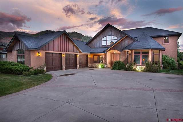 868 N Dalton Ranch Road, Durango, CO 81301 (MLS #772885) :: Durango Mountain Realty