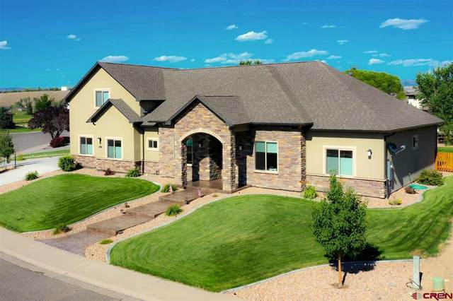 560 Cobble Drive, Montrose, CO 81403 (MLS #772900) :: The Dawn Howe Group | Keller Williams Colorado West Realty