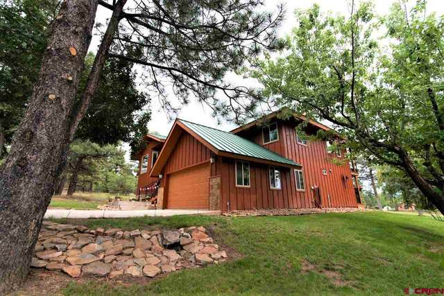 231 Pines Club Place, Pagosa Springs, CO 81147 (MLS #772902) :: The Dawn Howe Group | Keller Williams Colorado West Realty