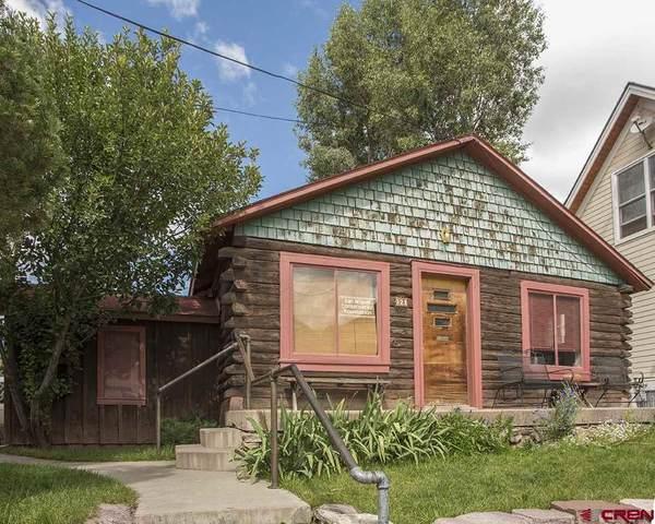 121 N Pine, Telluride, CO 81435 (MLS #772920) :: The Dawn Howe Group   Keller Williams Colorado West Realty