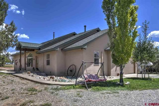 125 Sage Road, Durango, CO 81303 (MLS #772928) :: Durango Mountain Realty