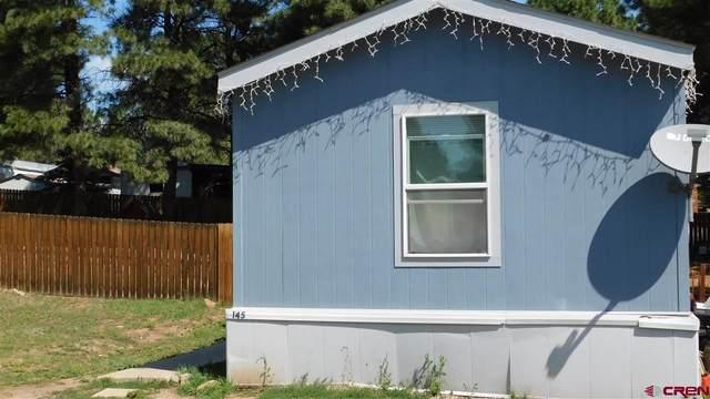 145 Bonanza Avenue, Pagosa Springs, CO 81147 (MLS #772935) :: The Dawn Howe Group | Keller Williams Colorado West Realty