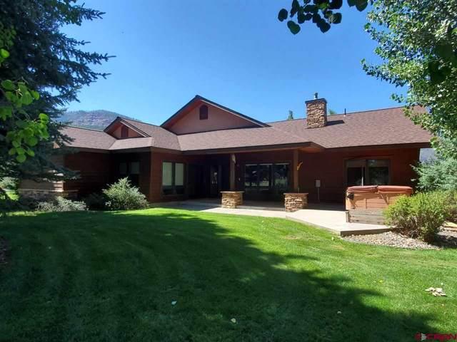 749 N Dalton Ranch Road, Durango, CO 81301 (MLS #772945) :: Durango Mountain Realty