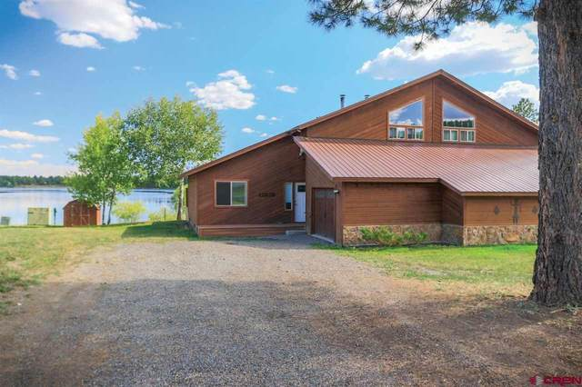 1253 Cloud Cap Avenue Units #A & #B, Pagosa Springs, CO 81147 (MLS #772951) :: The Dawn Howe Group   Keller Williams Colorado West Realty