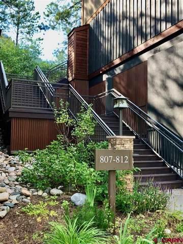 73 S Tamarron Drive #812, Durango, CO 81301 (MLS #772957) :: Durango Mountain Realty