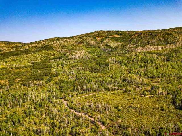 TBD Aspen Hills Road, Cedaredge, CO 81413 (MLS #772987) :: The Dawn Howe Group | Keller Williams Colorado West Realty