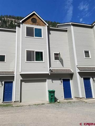 1244 Champ Lane, Ouray, CO 81427 (MLS #773014) :: The Dawn Howe Group | Keller Williams Colorado West Realty