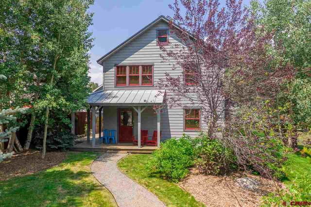 805 Red Lady Avenue, Crested Butte, CO 81224 (MLS #773050) :: The Dawn Howe Group | Keller Williams Colorado West Realty