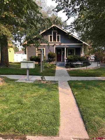 816 S 1st Street, Montrose, CO 81401 (MLS #773056) :: The Dawn Howe Group | Keller Williams Colorado West Realty
