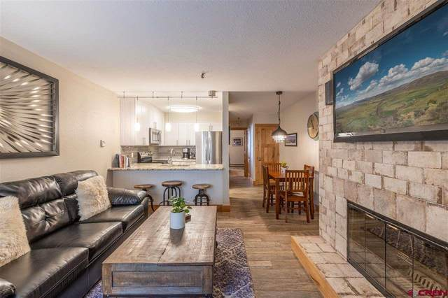 11 Emmons Road #325, Mt. Crested Butte, CO 81225 (MLS #773057) :: The Dawn Howe Group | Keller Williams Colorado West Realty