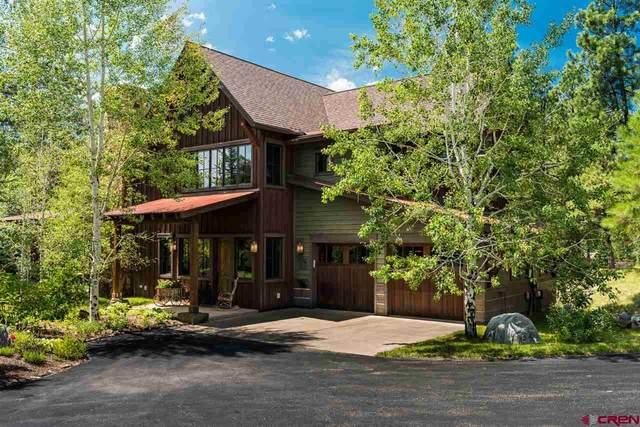 1858 Glacier Club Drive #1, Durango, CO 81301 (MLS #773080) :: The Dawn Howe Group | Keller Williams Colorado West Realty