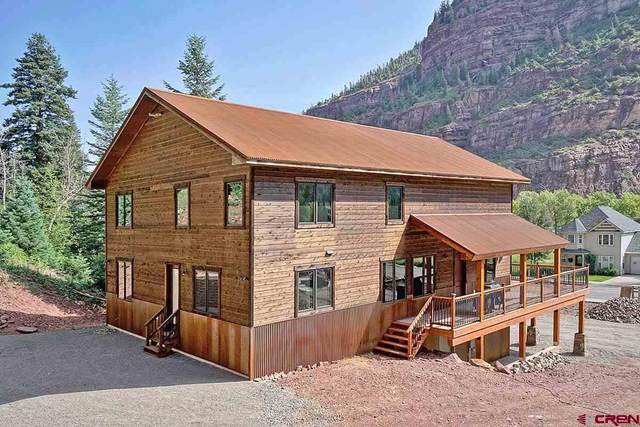 1720 Hinkson Terrace, Ouray, CO 81427 (MLS #773083) :: The Dawn Howe Group | Keller Williams Colorado West Realty