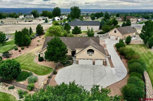 2260 Major Lane, Montrose, CO 81401 (MLS #773097) :: The Dawn Howe Group | Keller Williams Colorado West Realty