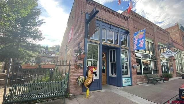 115 Main, Creede, CO 81130 (MLS #773110) :: The Dawn Howe Group | Keller Williams Colorado West Realty