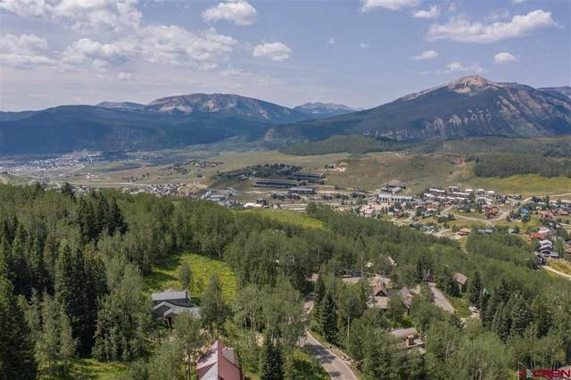 103 Anthracite Drive, Mt. Crested Butte, CO 81224 (MLS #773145) :: The Dawn Howe Group | Keller Williams Colorado West Realty