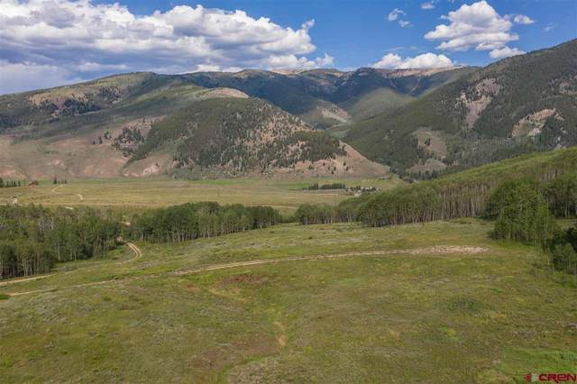 719 Red Mountain Ranch Road, Crested Butte, CO 81224 (MLS #773150) :: The Dawn Howe Group | Keller Williams Colorado West Realty
