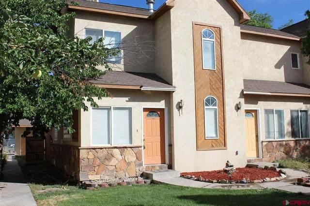 107 S 3rd Street, Montrose, CO 81401 (MLS #773161) :: The Dawn Howe Group | Keller Williams Colorado West Realty