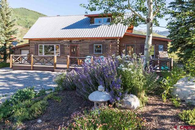 59 Paradise Road, Mt. Crested Butte, CO 81225 (MLS #773167) :: The Dawn Howe Group | Keller Williams Colorado West Realty